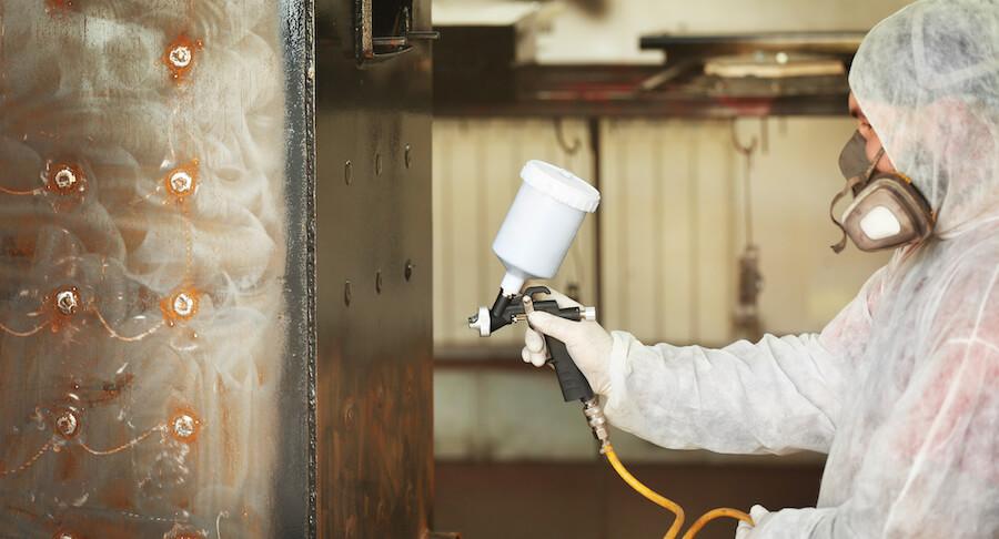 Metalli värvimine ja pinnatöötlus – pulbervärvimine, märgvärvimine, tsinkimine, kroomimine